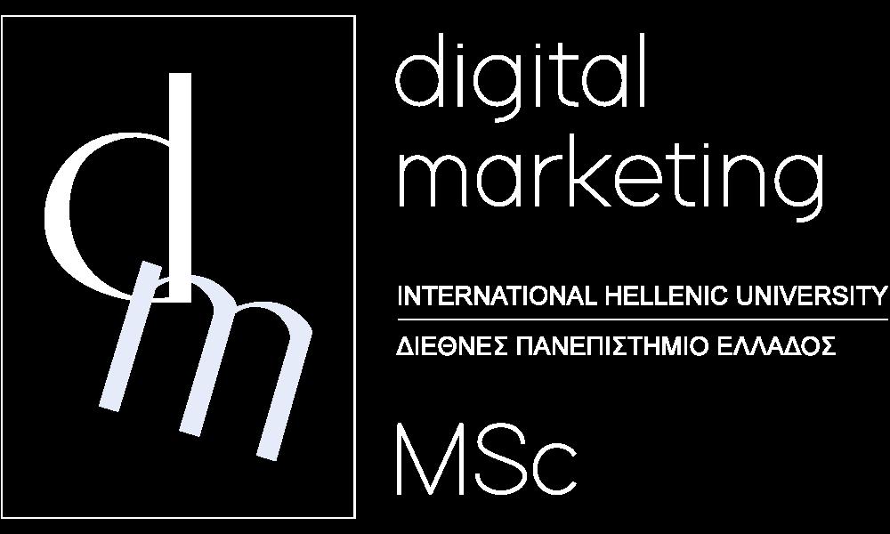Digital Marketing MSc