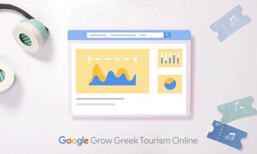 Grow Greek Tourism Online: Web analytics: Using Data to help a Business grow